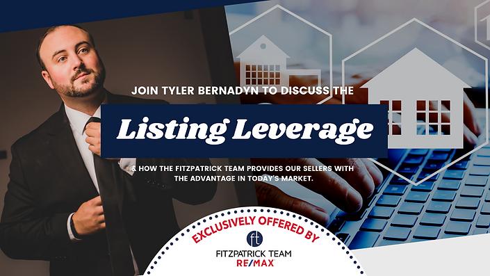 Tyler Bernadyn Listing Leverage Fitzpatr