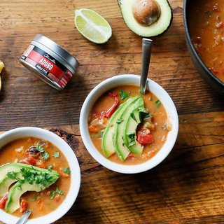 Creamy Mexican Chicken Soup