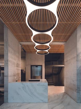 Lightnet Suspended Lighting