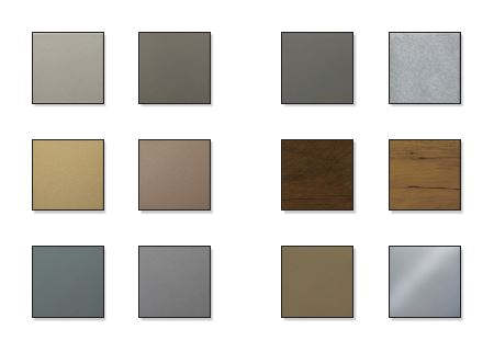 Custom Finishes from Lightnet