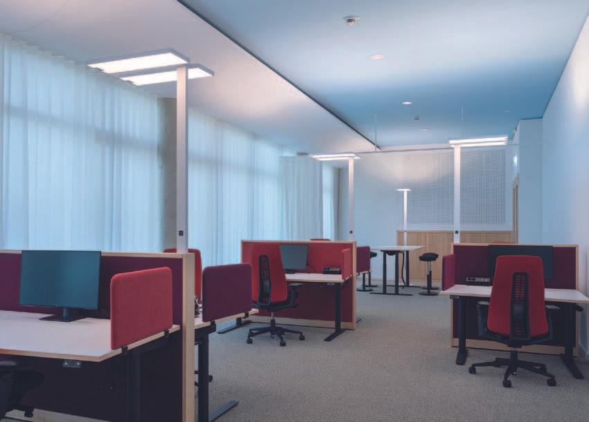 Lightnet Architectural Lighting by Skialight