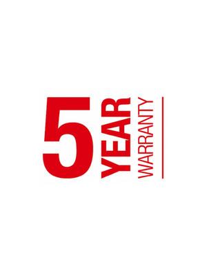 Lightnet 5 Year Warranty