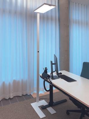 Lightnet Floor Lighting