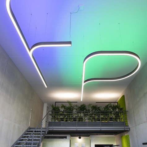 Lightnet Lighting by Skialight