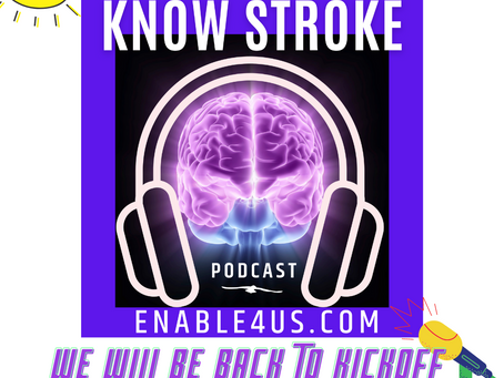 Get Ready! Know Stroke Podcast Season 2 is Coming Soon