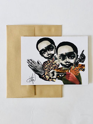 Brothers Keeper 3.75X5.25in