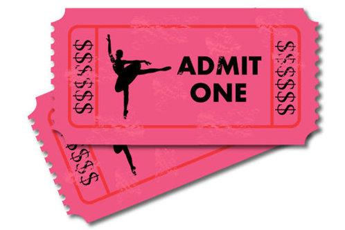 2021 Recital Tickets