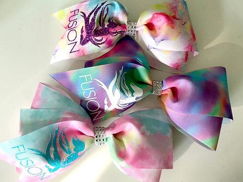 Tie Dye Big Bows