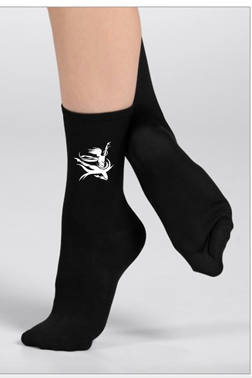 Free Flow Dance Socks with Logo