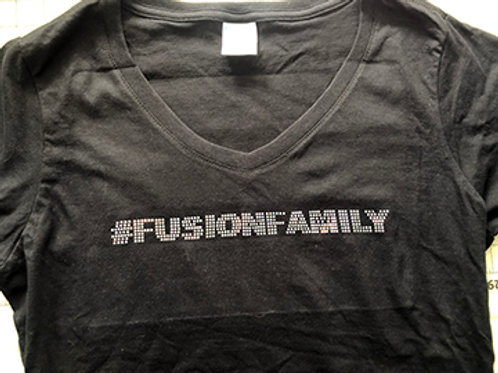 Fusion Family V-Neck T-Shirt