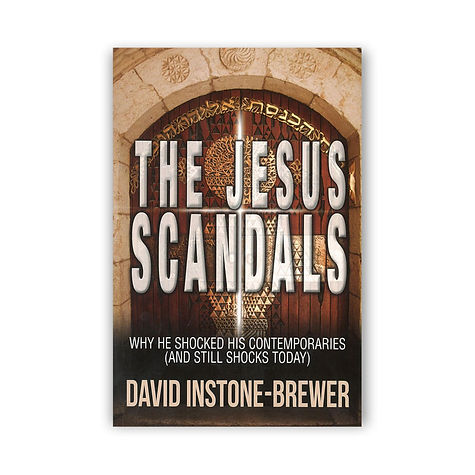 The Jesus Scandals