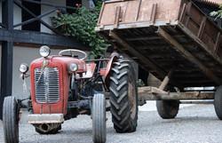 Slobodan the tractor
