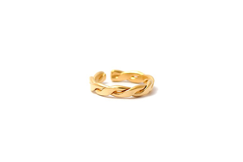 Goldfield Braid ring