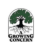 A Growing Concern Garden Center and Landscaping Logo