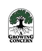 A Growing Concern Garden Center and Landscaping Logo