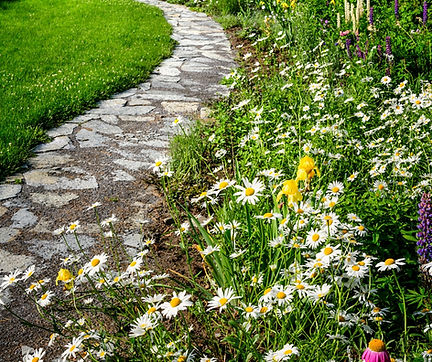 A Growing Concern landscaping