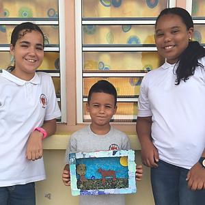 AHATA project klas 1C en 6A