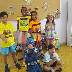 Carnaval Viering