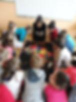 Ateliers scolaires  Yédélé