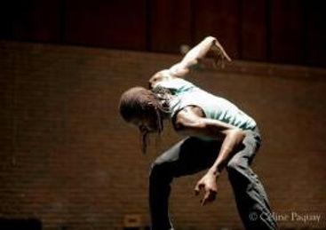 Danse afro-contemporaine Robi Koudogbo
