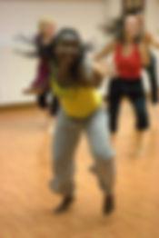 Danse africaine Evelyne Mambo