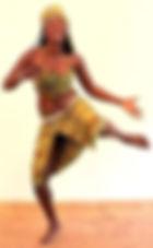 Danse africaine Bitty M'Baye