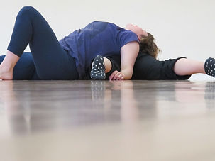 Danse massage Falila Taïrou