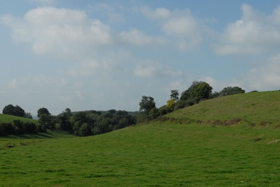 Le Grez, commune rurale