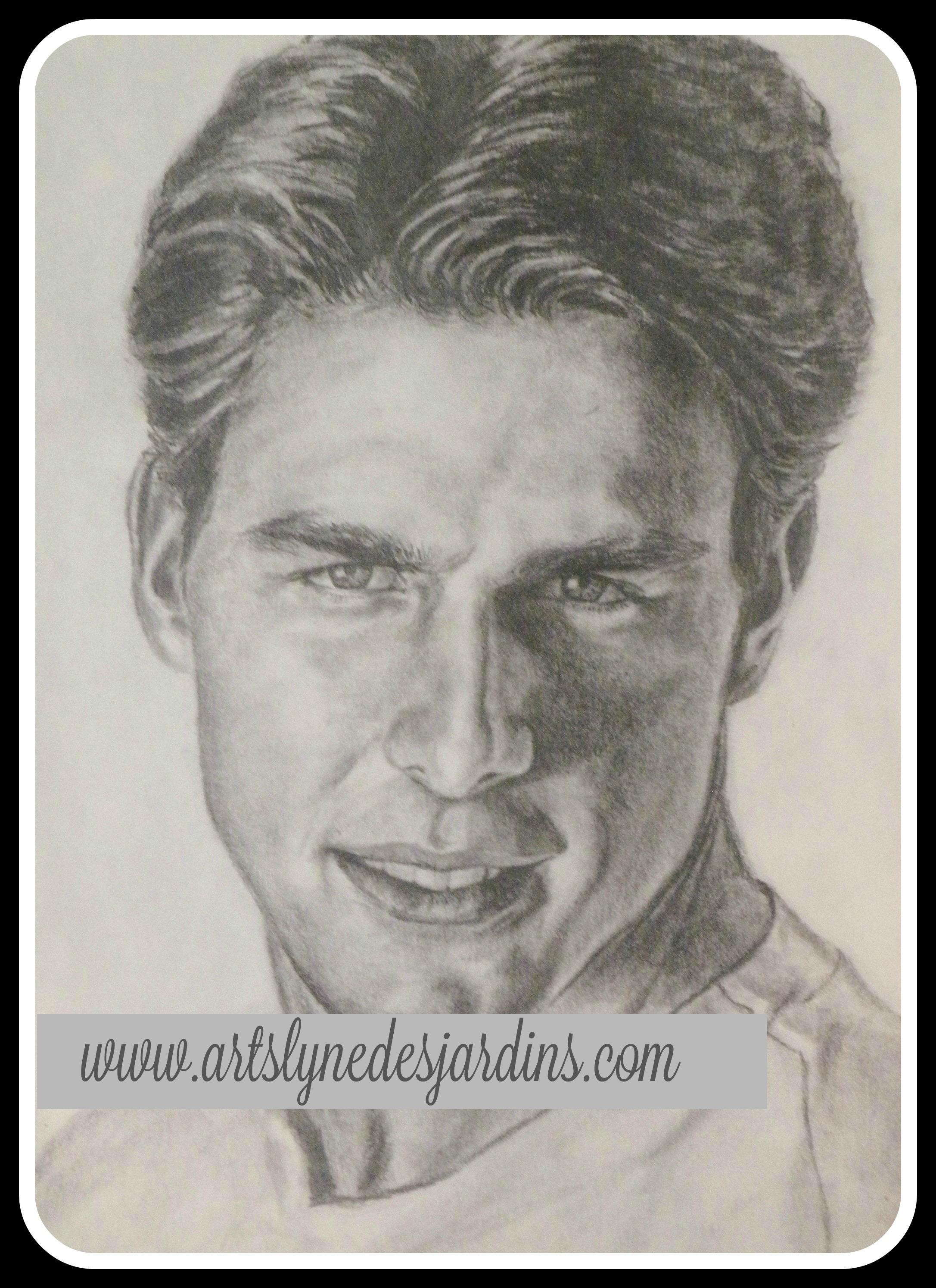 Portrait de Tom Cruse