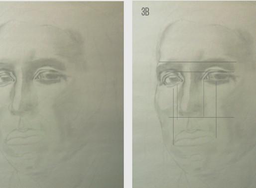 Évolution d'un portrait
