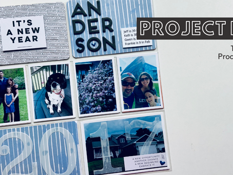Project Life Title Page   Process Video