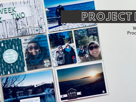 Project Life Week 2   Process Video