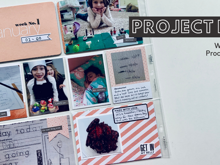 Project Life Week 1   Process Video