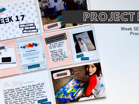 Project Life Week 17   Process Video