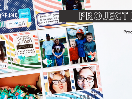 Project Life Process   Week 25