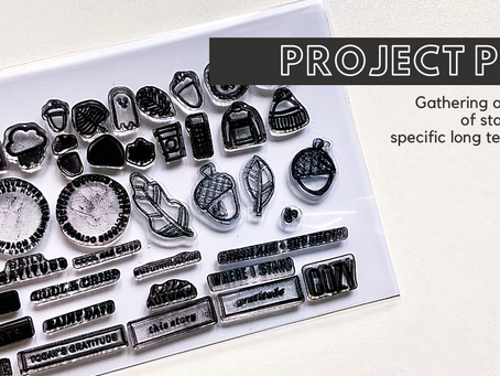 Project Prep   Stamps