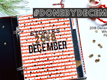 December Daily 2018   Done by December