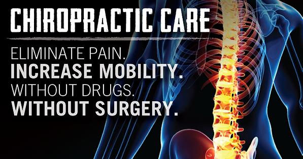 Chiropractic helps