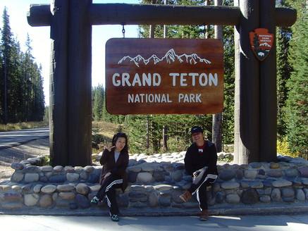 미국 횡단 일주기 17 - 다시찾은 그랜드 텐톤