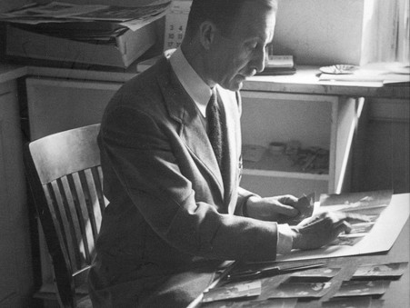 알렉세이 브로도 비치 (Alexey Brodovitch : 1898~1971)