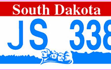 미국 횡단 일주기 23 - 사우스 다코타