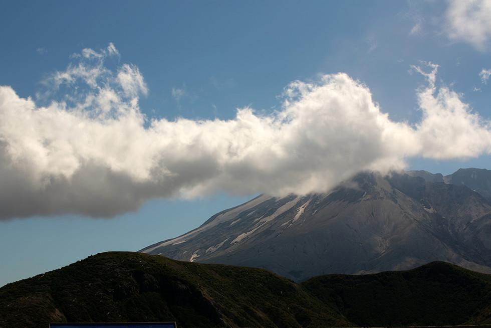 Mt. St. Helen 를 가다