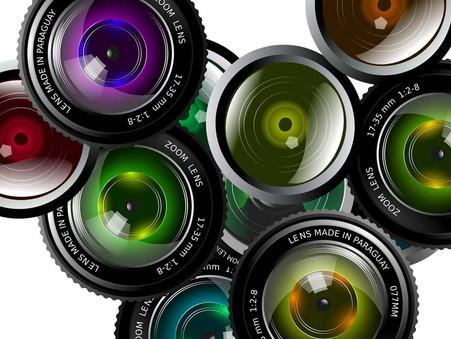 밝은 렌즈가 좋다 ?