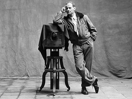어빙펜(Irving Penn : 1917~ 2009)