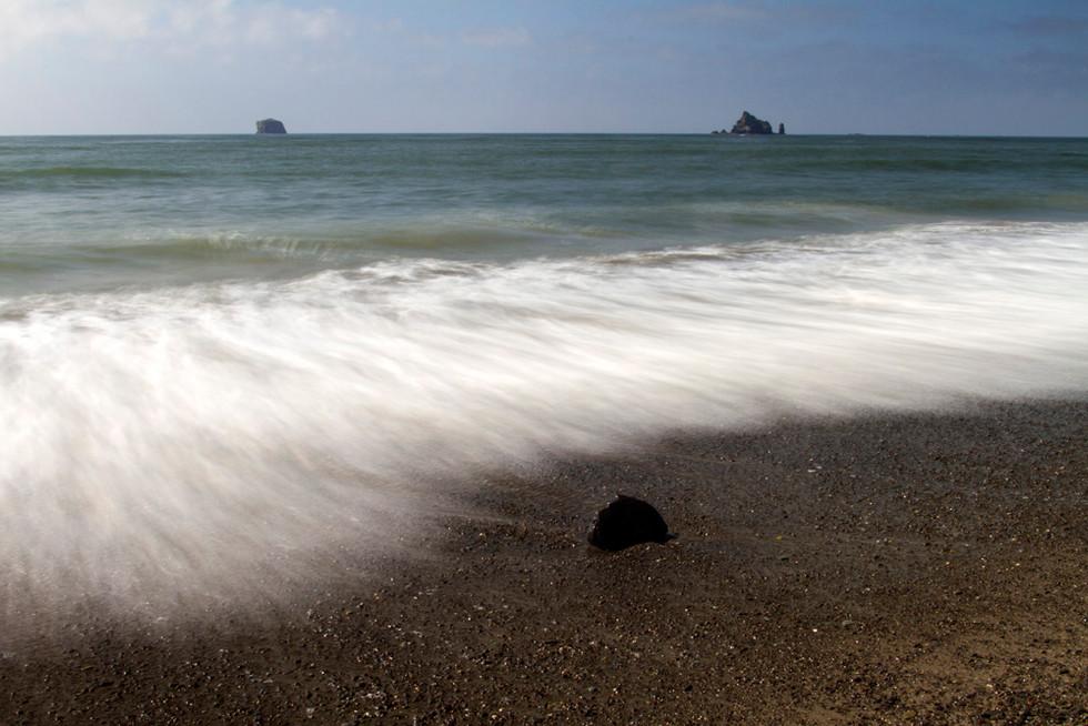올림픽 국립공원 리알토 비치(Rialto beach)