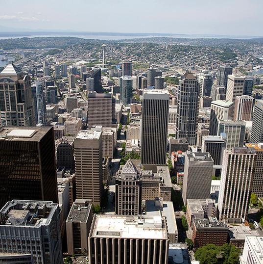 시애틀 다운타운