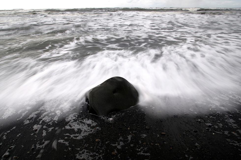 보석 해안 루비 비치