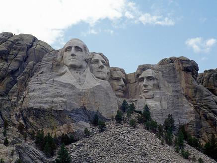 미국 횡단 일주기 24 마운트 러시모어(Mount Rushmore)