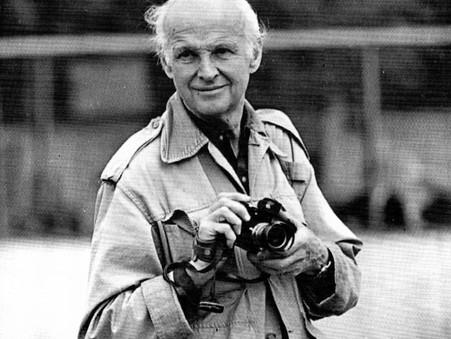 앙리 까르띠에 브레송(Henri Cartier Bresson)