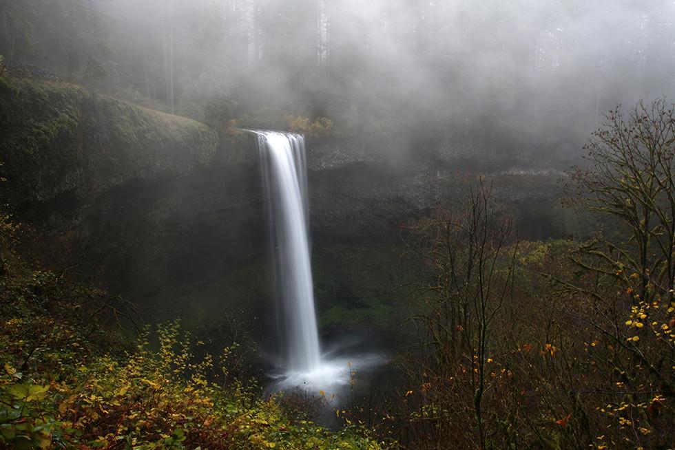 Oregon Silver Fall 주립공원